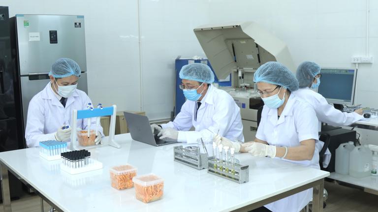 Đông trùng được nuôi cấy trong hệ thống tân tiến hiện đại