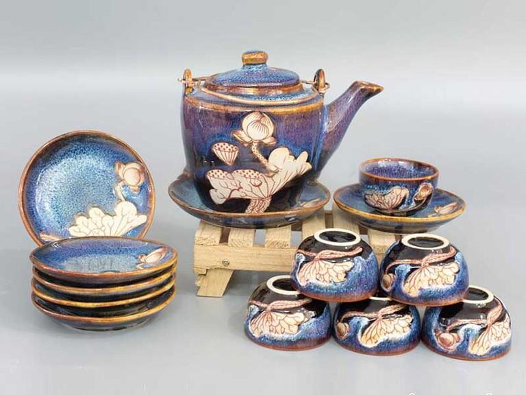 Bồ đồ gốm được chọn nhiều vào các dịp đặc biệt quan trọng